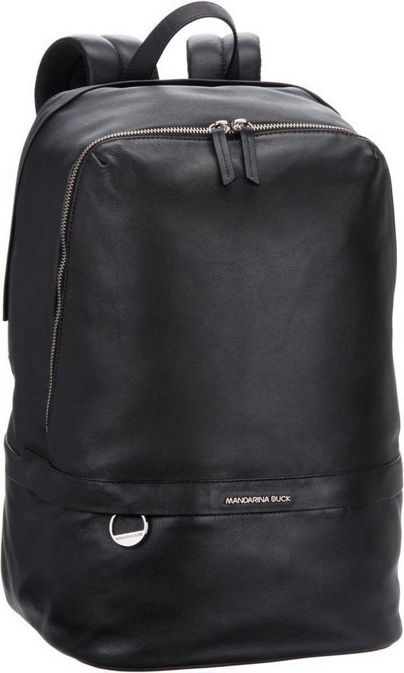 Mandarina Duck Duplex 2.0 Backpack T12 in Black