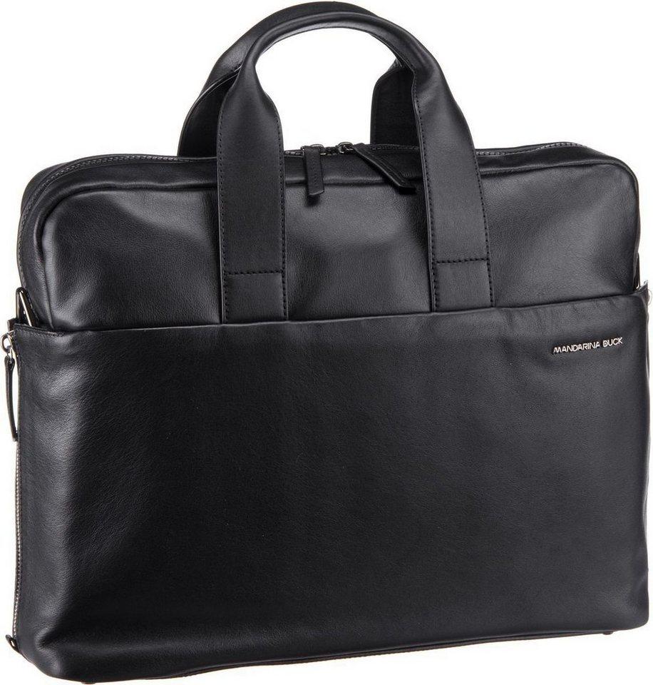 Mandarina Duck Duplex 2.0 Workbag C01 in Black