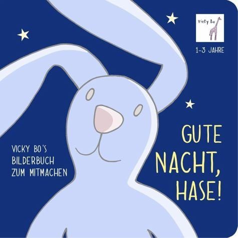 Gebundenes Buch »Gute Nacht, Hase!«