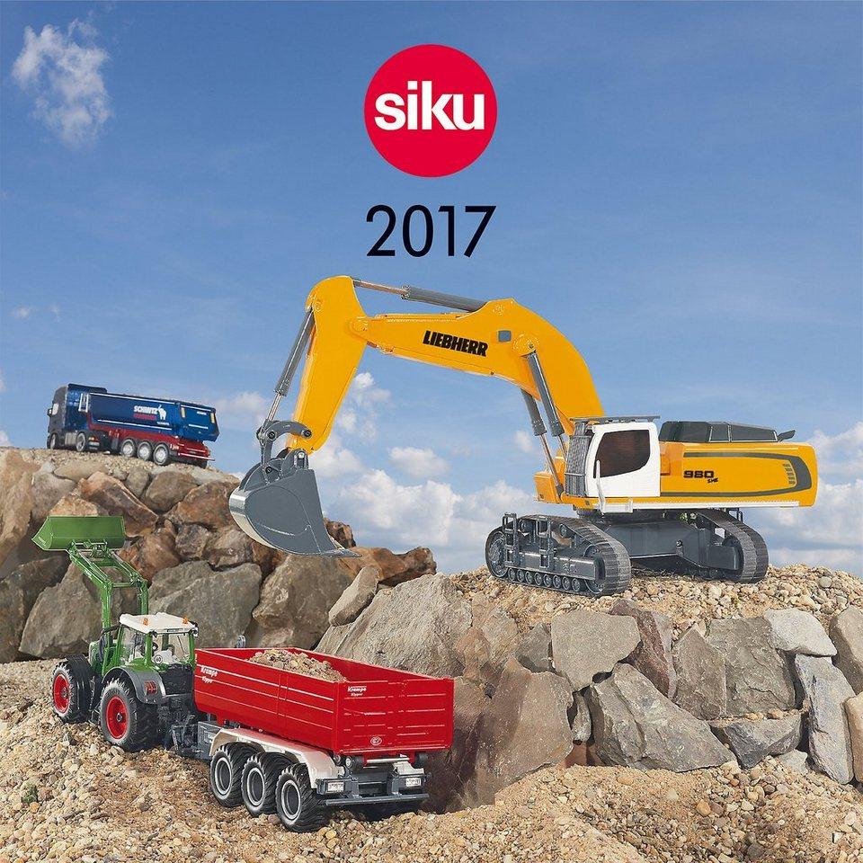 SIKU 9217 Kalender 2017
