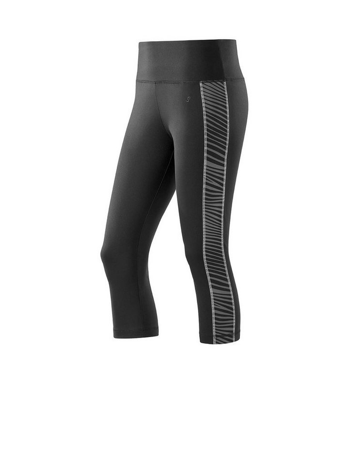 Joy Sportswear 3/4-Hose »FERGIE« in black