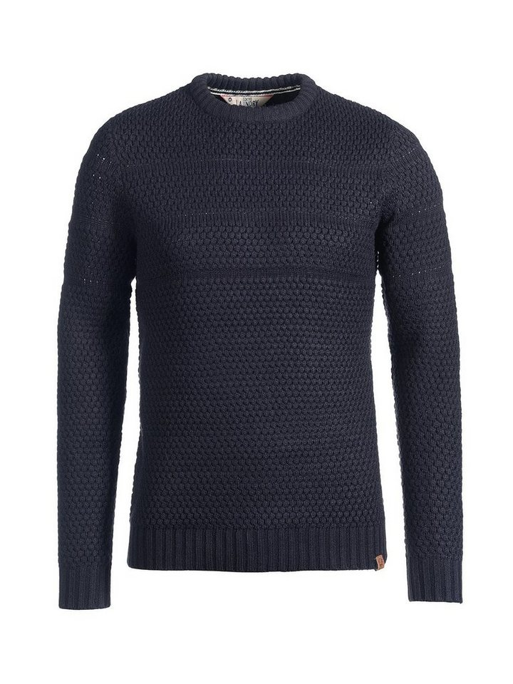 Tokyo Laundry Pullover »Pyramid« in blau