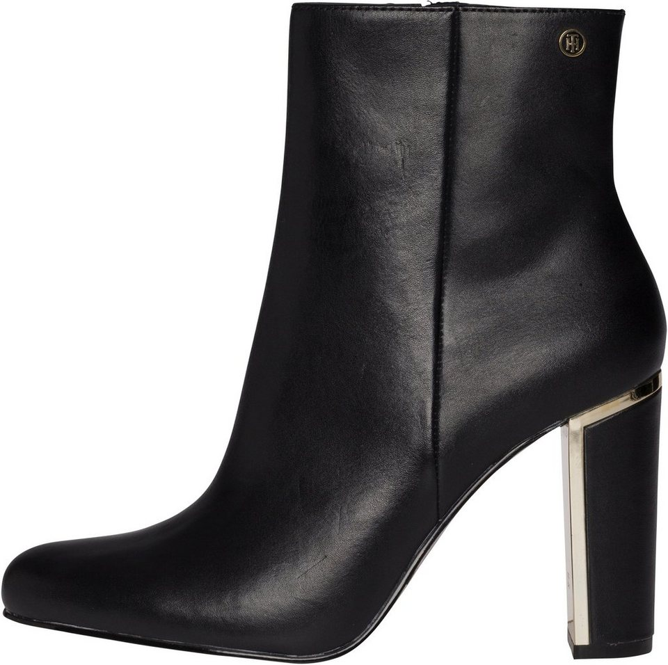 Tommy Hilfiger Boots »S1285HU 1A« in BLACK