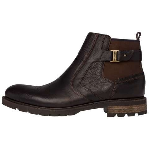 Tommy Hilfiger Boots »C2285URTIS 14A« in COFFEEBEAN