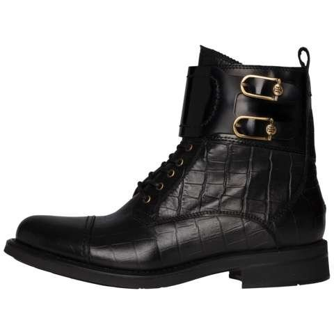 Tommy Hilfiger Boots »B1285OLOGNA 1C1« in BLACK