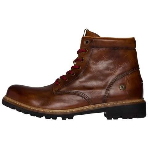 Tommy Hilfiger Boots »L2385UCA 8A« in BRANDY