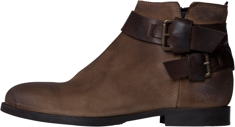 Hilfiger Denim Boots G1385ENNY 10C online kaufen  DK TAUPE#ft5_slash#COFFEEBEAN