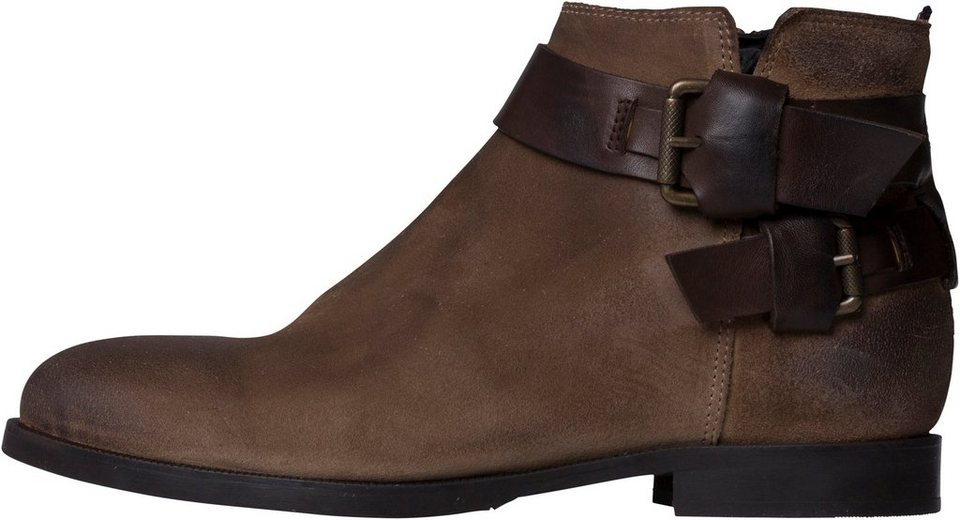 Tommy Hilfiger Boots »G1385ENNY 10C« in DK TAUPE/COFFEEBEAN