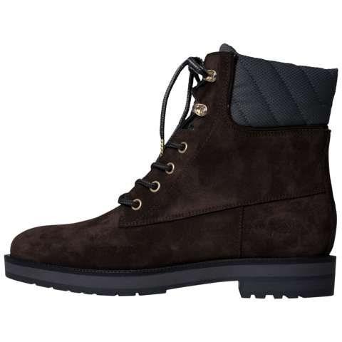 Tommy Hilfiger Boots »W1285EST 8B« in COFFEEBEAN