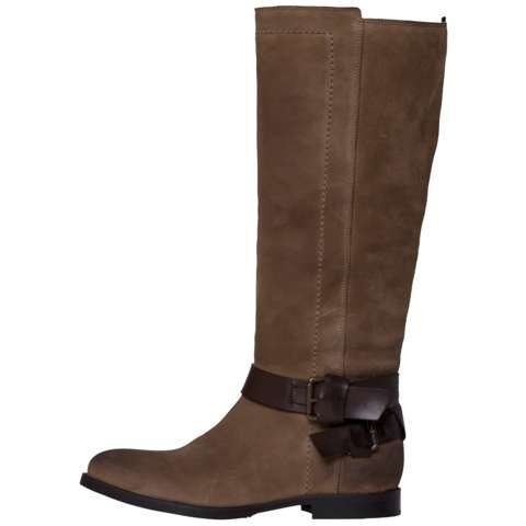 Tommy Hilfiger Boots »G1385ENNY 9C« in DK TAUPE/COFFEEBEAN