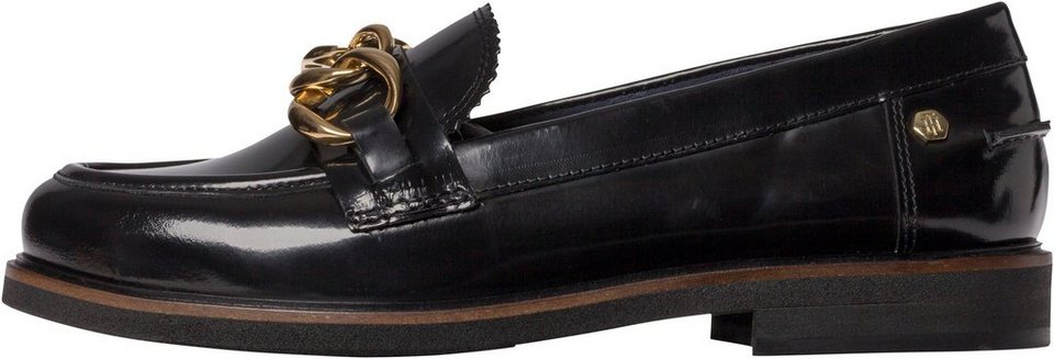 Tommy Hilfiger Halbschuh »D1285AISY 8A« in BLACK