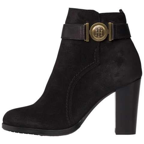 Tommy Hilfiger Boots »B1285ARCELONA 3B« in BLACK