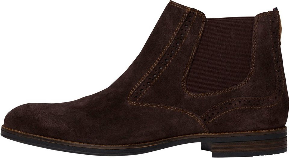 Tommy Hilfiger Boots »T2285OMMY COLTON 8B« in COFFEEBEAN