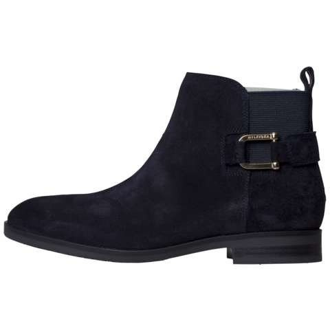 Tommy Hilfiger Boots »B1285ERRY 17B« in MIDNIGHT