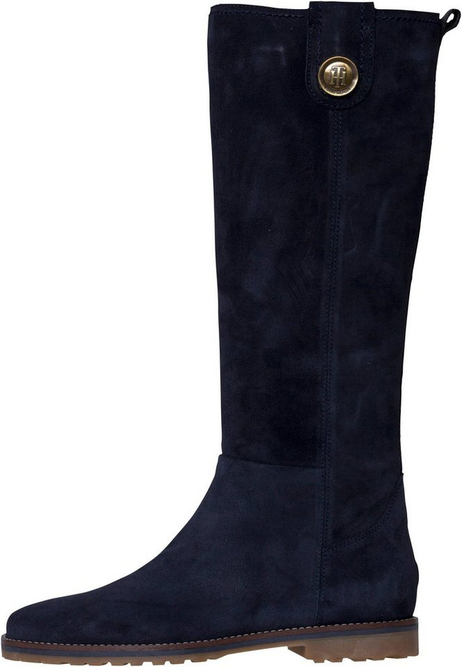 Tommy Hilfiger Boots »W1285ENDY 12B« in MIDNIGHT
