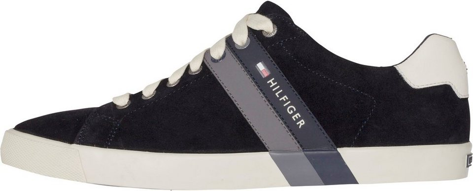 Tommy Hilfiger Schnürhalbschuh »V2285OLLEY 5B« in MIDNIGHT