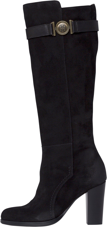 Tommy Hilfiger Boots »B1285ARCELONA 4B«, schwarz, BLACK