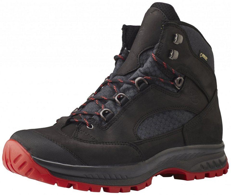 Hanwag Kletterschuh »Banks II GTX Trekking Boots Men« in schwarz
