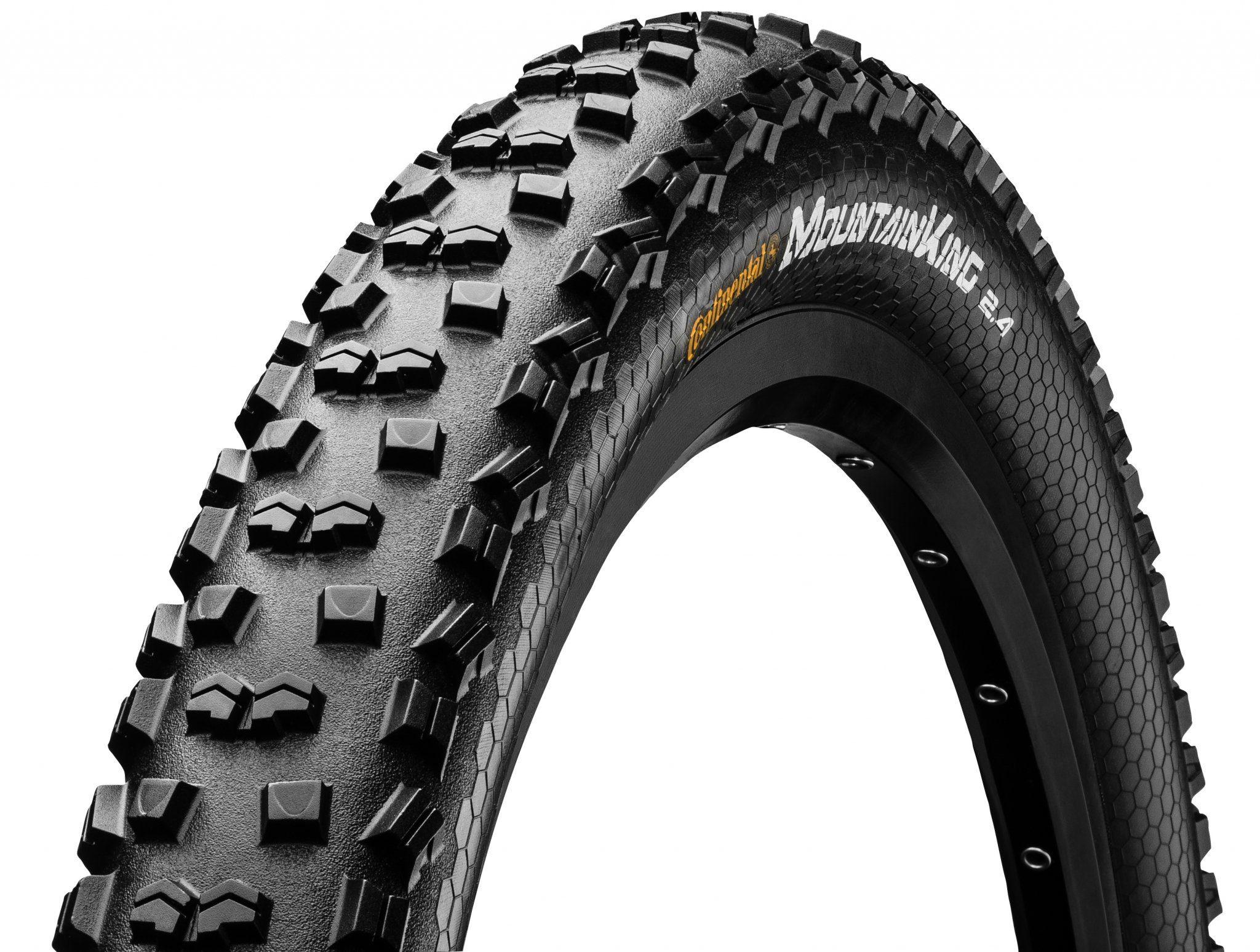 Continental Fahrradreifen »Mountain King II 2.4 Sport 29 Zoll Draht Skin«