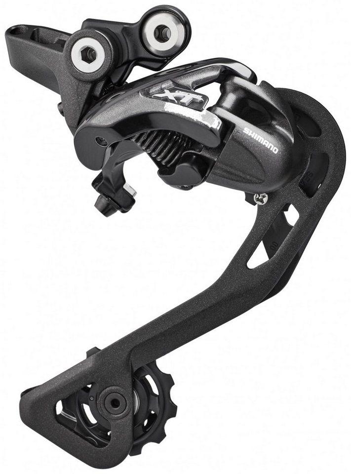 Shimano Schaltung »Deore XT Trekking RD-T8000 Schaltwerk 10-fach«