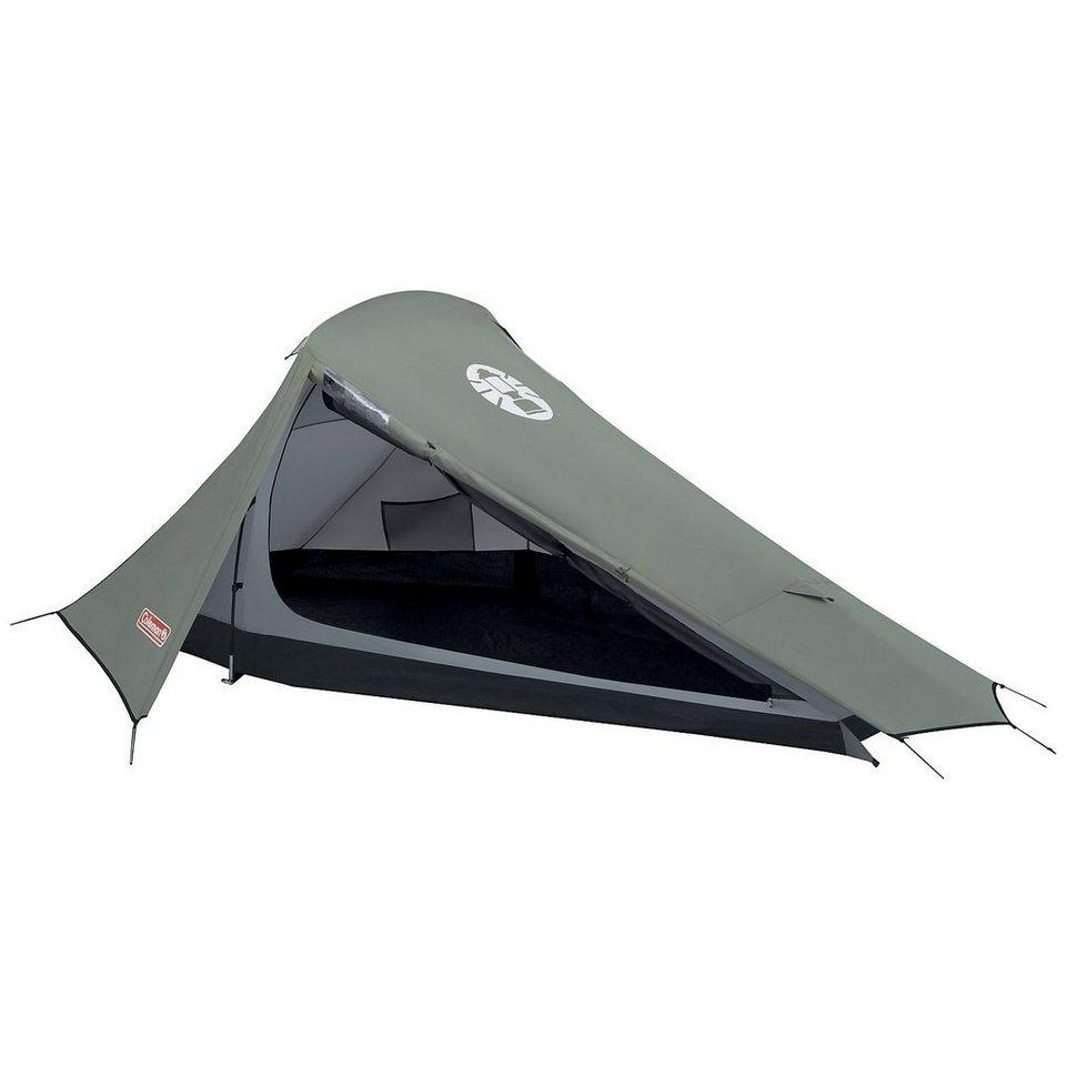 Coleman Zelt »Bedrock 2 Tent« in oliv