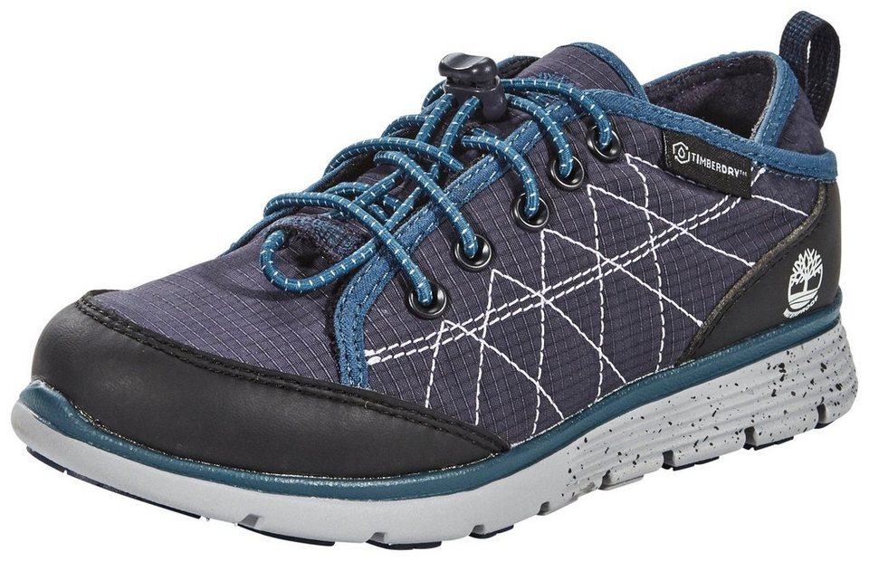 Timberland Kletterschuh »Glidden Camp Shoes Youth WP« in blau