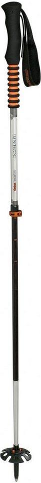 Komperdell Wanderstock »Carbon C7 Ascent Pro Poles« in schwarz
