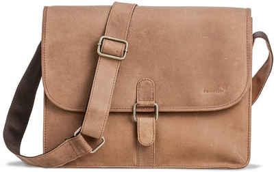 Кожаная сумка Packenger