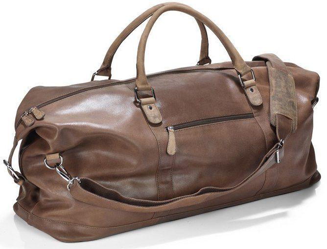 Packenger Weekender, »Floki, dunkelbraun«