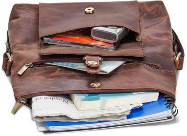 Tabletfach 10 Umhängetasche »ivar Vintage« Mit Packenger zoll wfFvqq