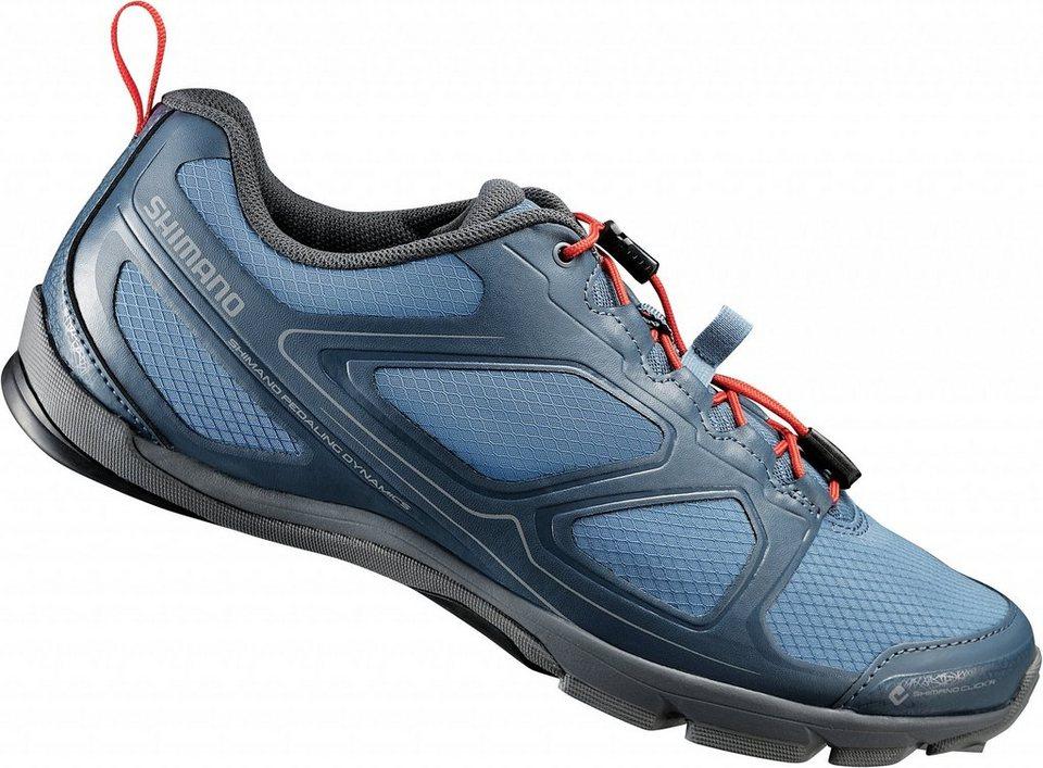 Shimano Fahrradschuhe »SH-CT71N Schuhe Unisex« in blau