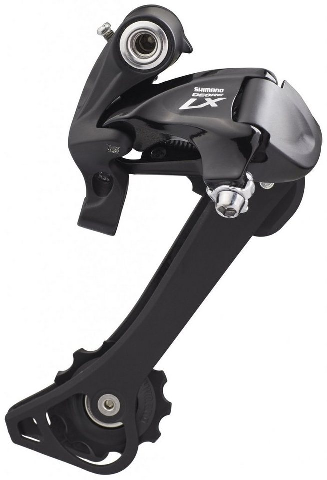 Shimano Schaltung »Deore LX RD-T670 Schaltwerk 10-fach schwarz«