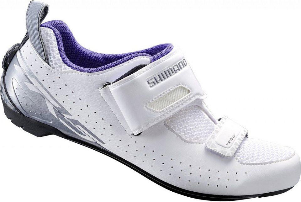 Shimano Fahrradschuh »SH-TR5WW Schuhe Damen« in weiß