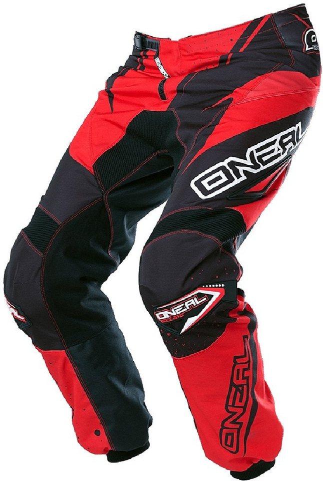 O'NEAL Radhose »Element Racewear Pants Men« in schwarz