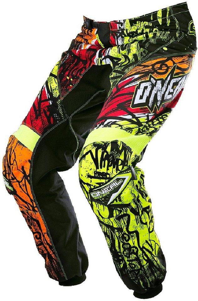 O'NEAL Radhose »Element Vandal Pants Men« in gelb