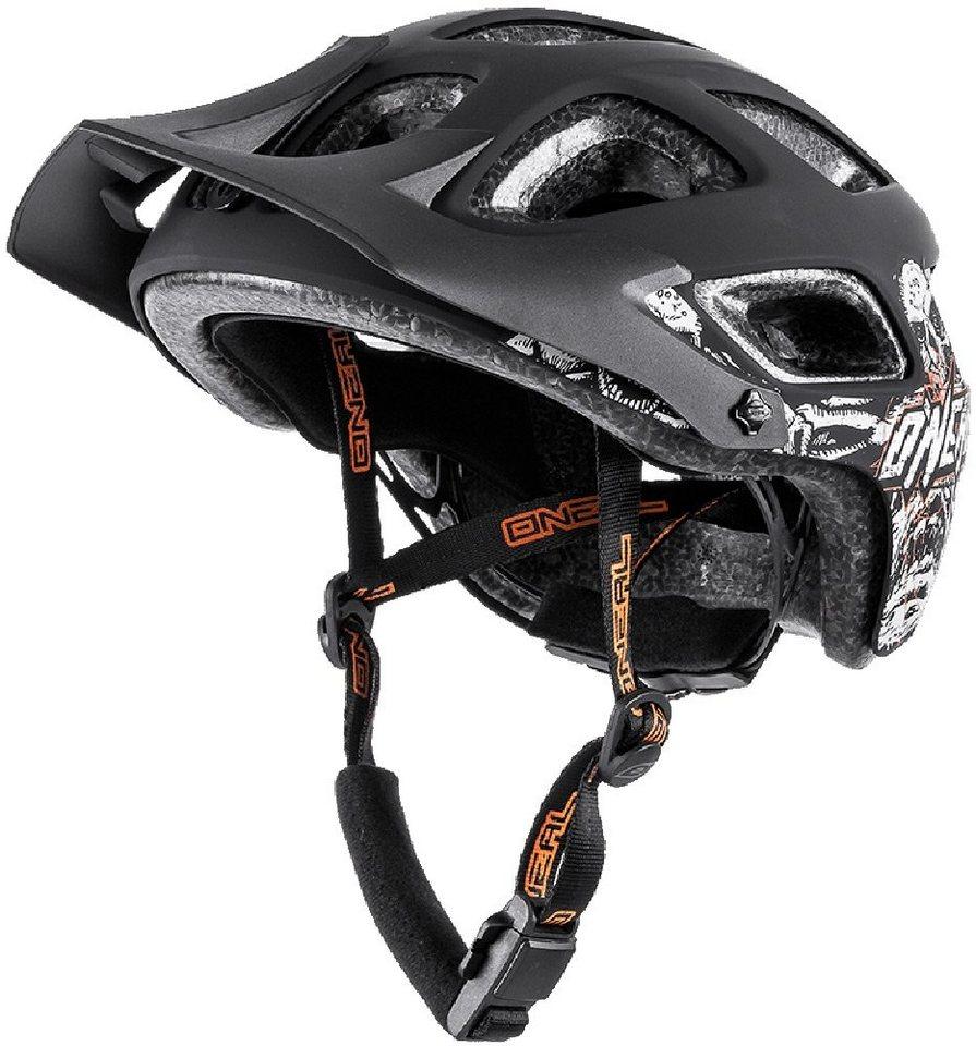 O'NEAL Fahrradhelm »Thunderball Helmet Menace« in schwarz