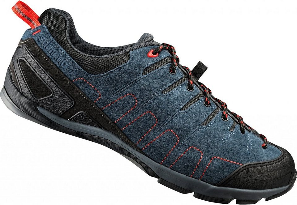 Shimano Fahrradschuhe »SH-CT80N Schuhe Unisex« in blau