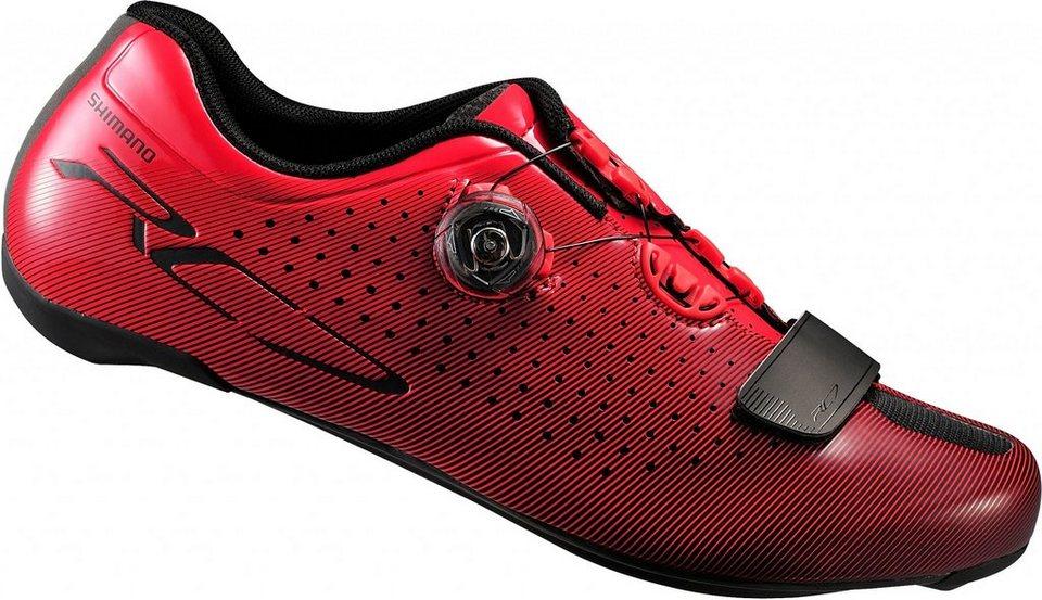 Shimano Fahrradschuhe »SH-RC7R Schuhe Unisex« in rot