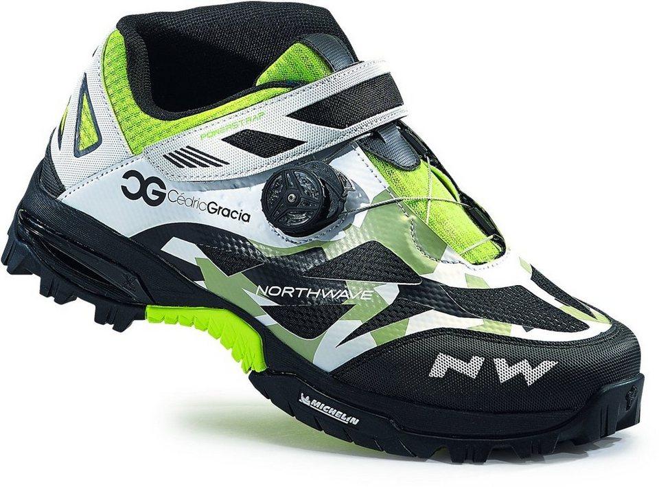 Northwave Fahrradschuhe »Enduro Mid Shoes Men« in weiß