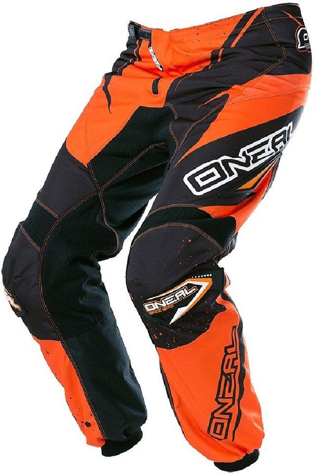 O'NEAL Radhose »Element Racewear Pants Youth« in orange