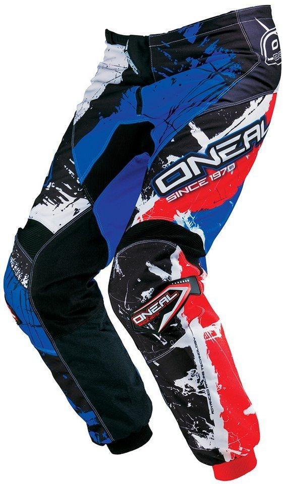 O'NEAL Radhose »Element Shocker Pants Youth« in schwarz