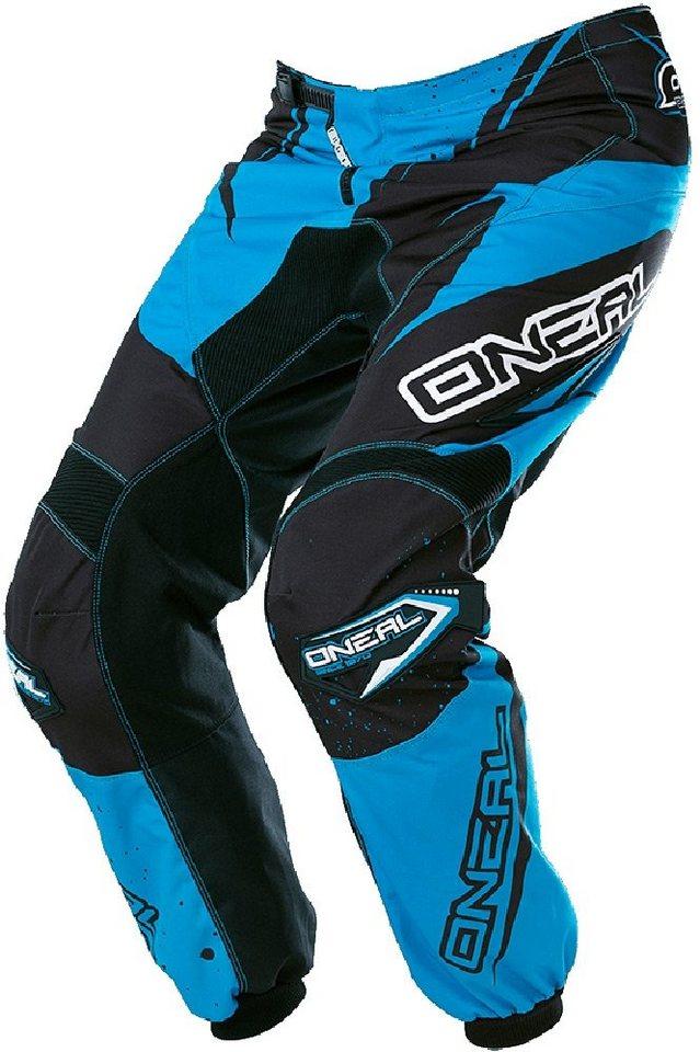 O'NEAL Radhose »Element Racewear Pants Men« in blau
