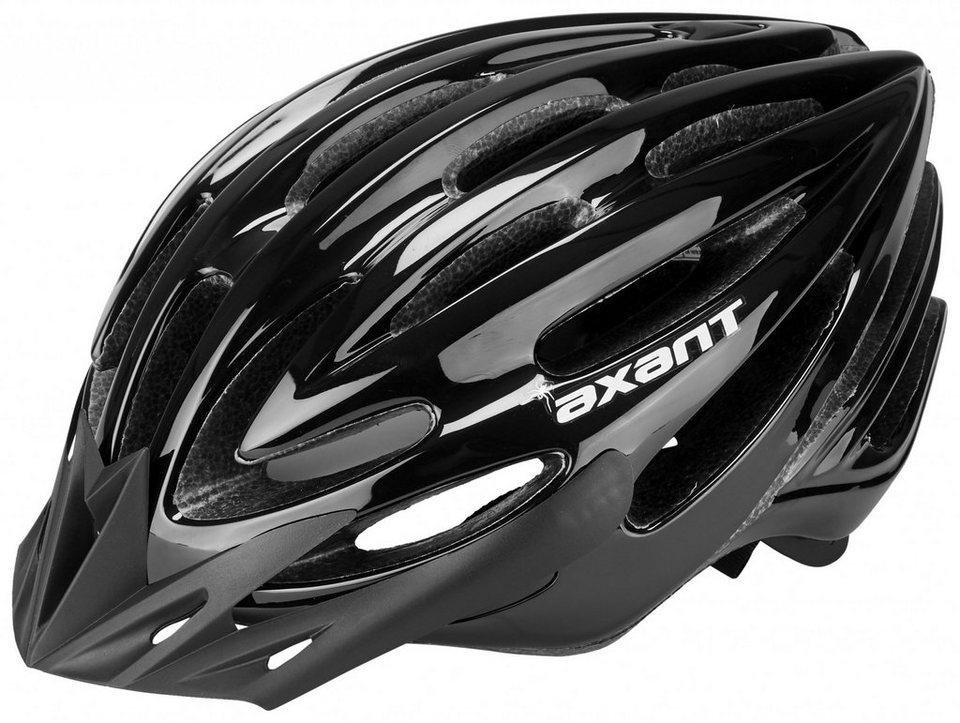 axant Fahrradhelm »RC Comp II Helm« in schwarz