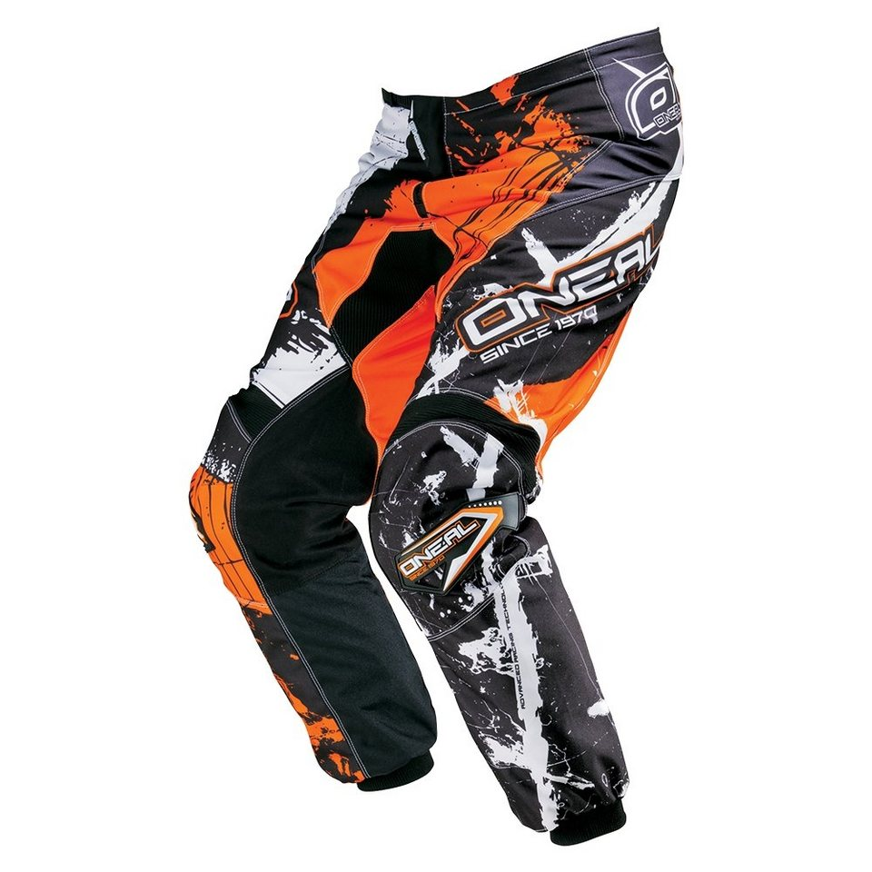 O'NEAL Radhose »Element Shocker Pants Men« in schwarz
