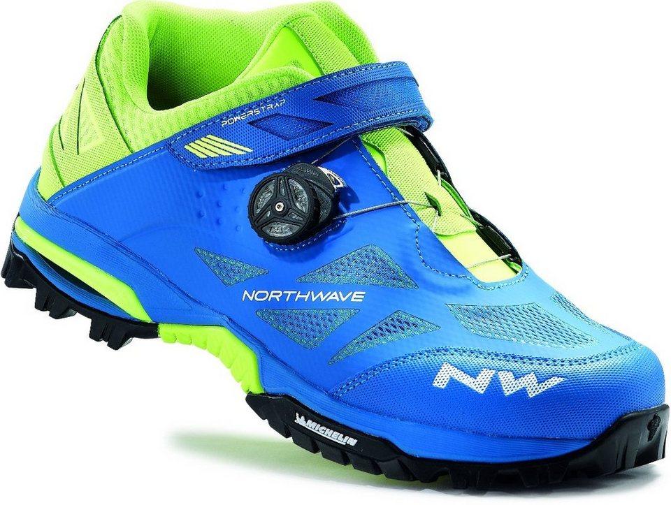 Northwave Fahrradschuhe »Enduro Mid Shoes Men« in blau