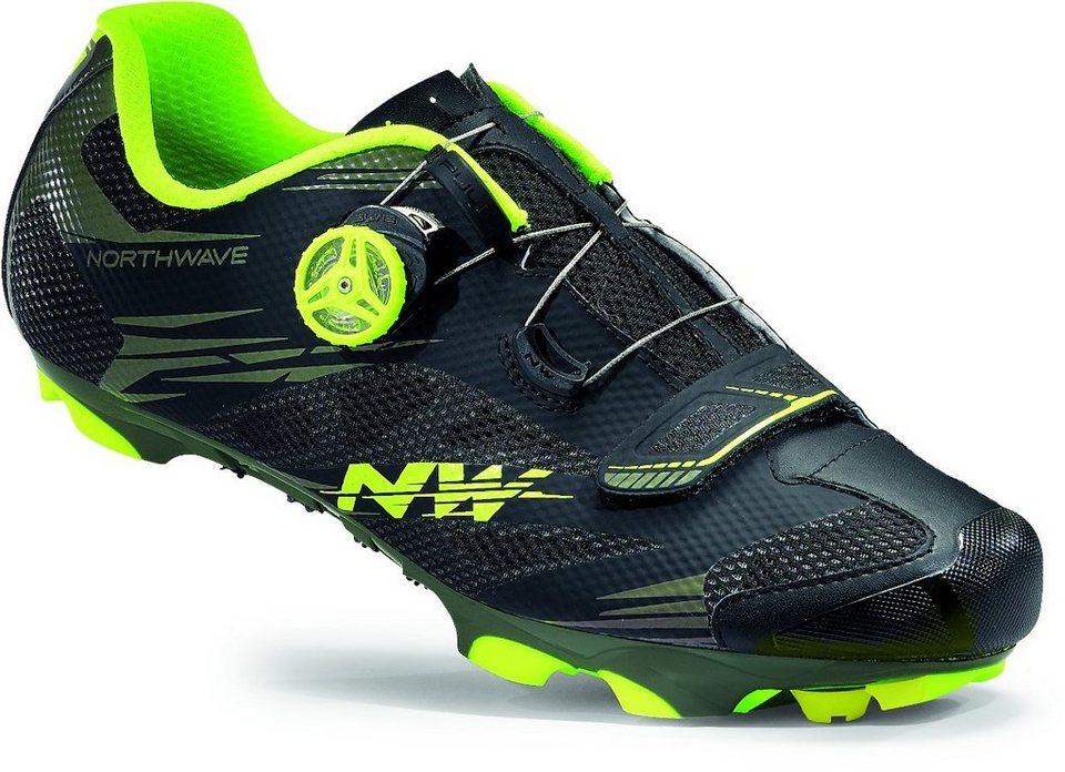 Northwave Fahrradschuhe »Scorpius 2 Plus Shoes Men« in schwarz