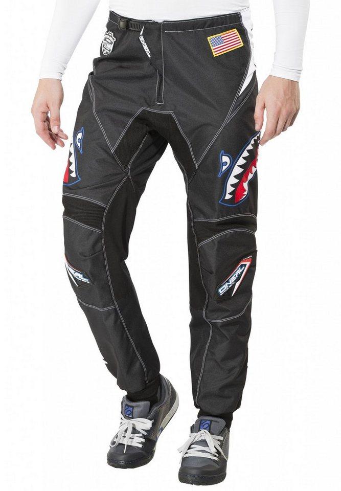 O'NEAL Radhose »Element Afterburner Pants Men« in schwarz