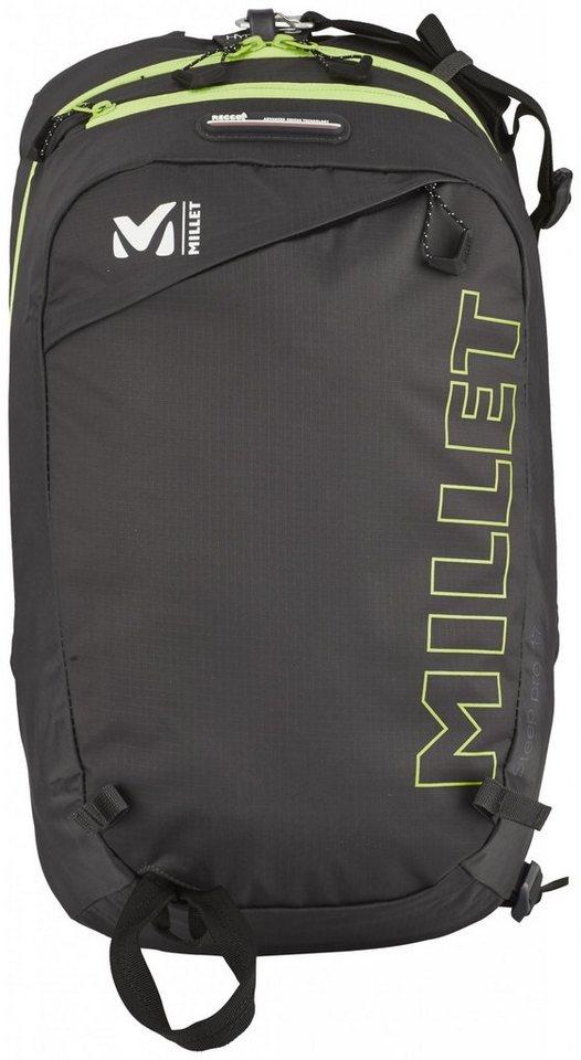 Millet Sport- und Freizeittasche »Steep Pro 17 Backpack« in schwarz