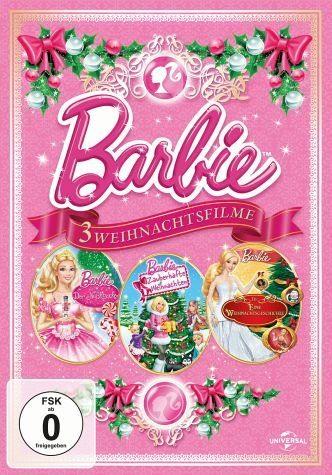 DVD »Barbie - 3 Weihnachtsfilme (3 Discs)«