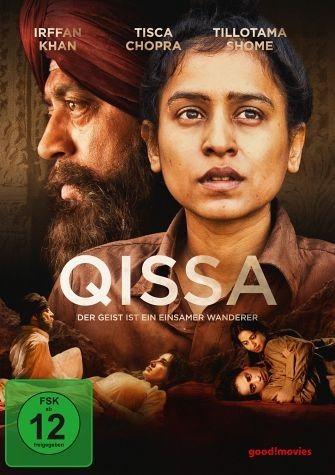DVD »Qissa - Der Geist ist ein einsamer Wanderer«